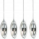 VARMDO lampa sufitowa żyrandol kryształowy 4 Markslojd 102351